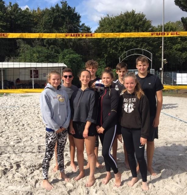 Beachvolleyball 2019