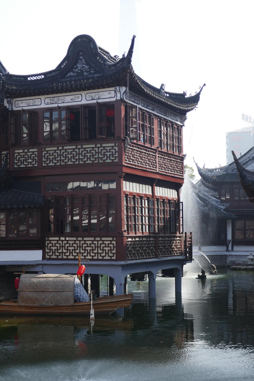 China-Austausch
