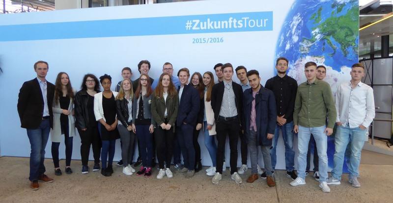 Gesellschaftswissenschaften Zukunftstour Bonn 2016