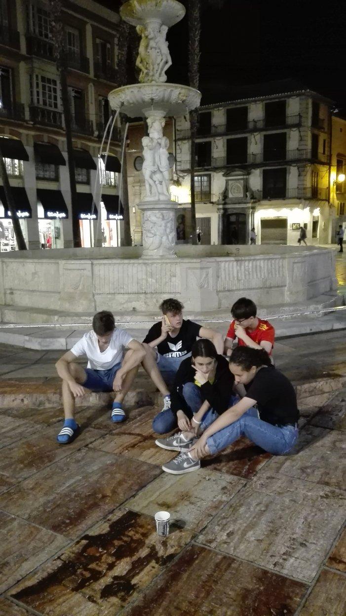 Malaga Oktober 2019