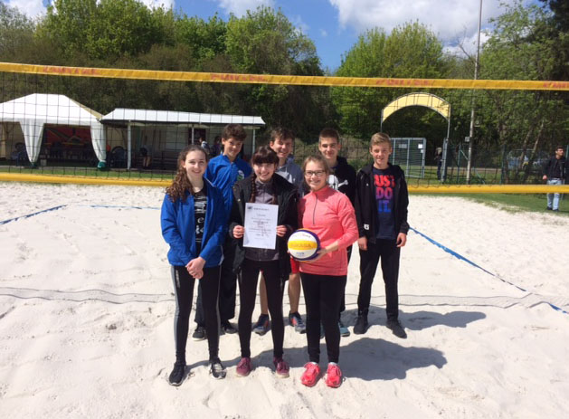 Kreismeisterschaften Beachvolleyball