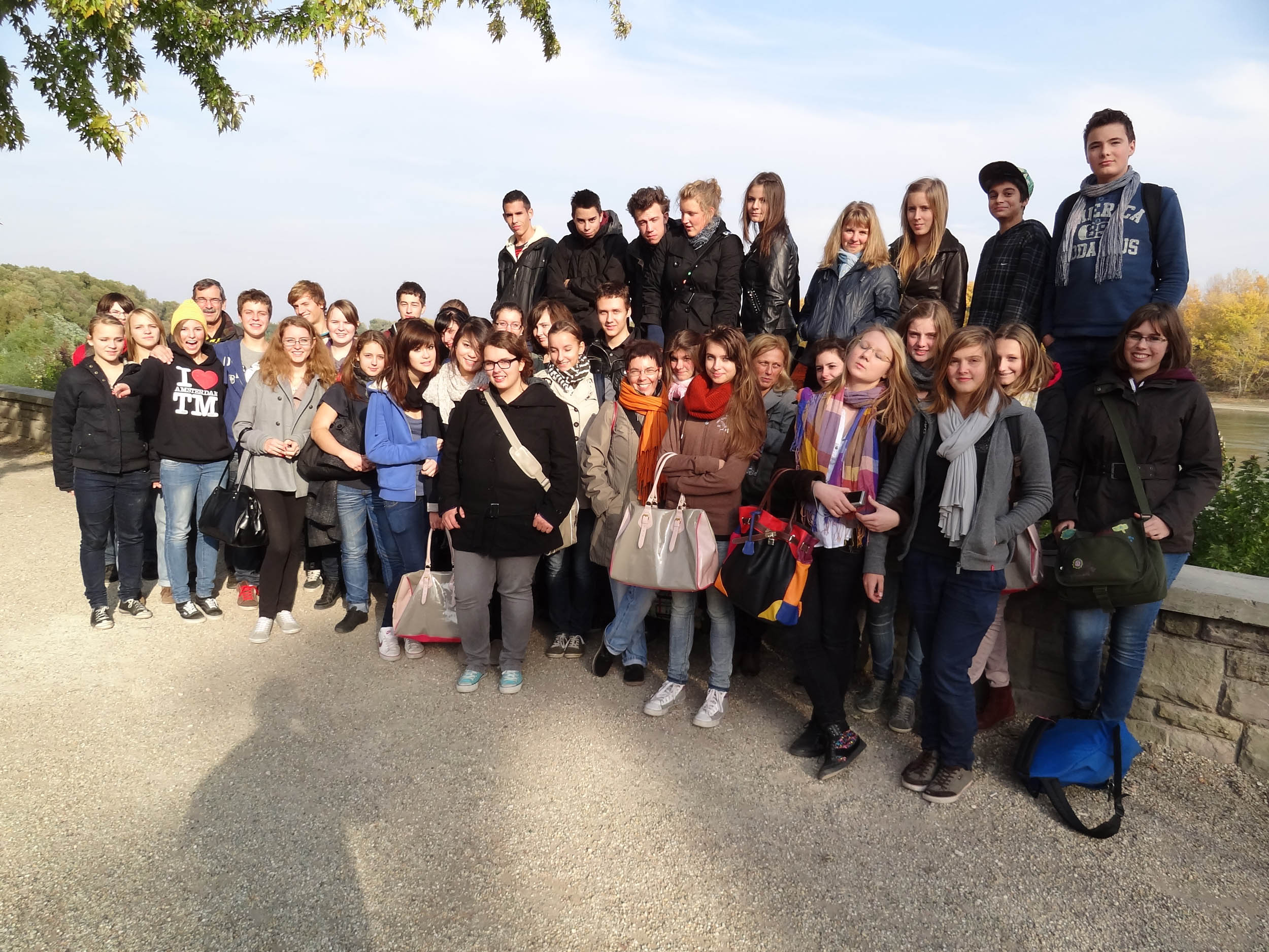 Ungarnaustausch 2011